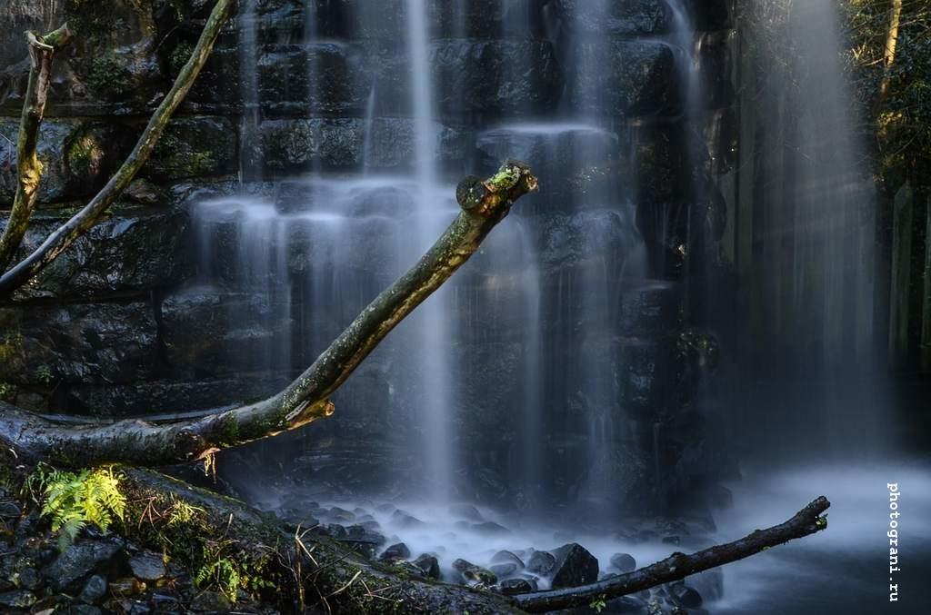 Как фотографировать водопад
