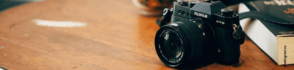Маркировка объективов Fujifilm